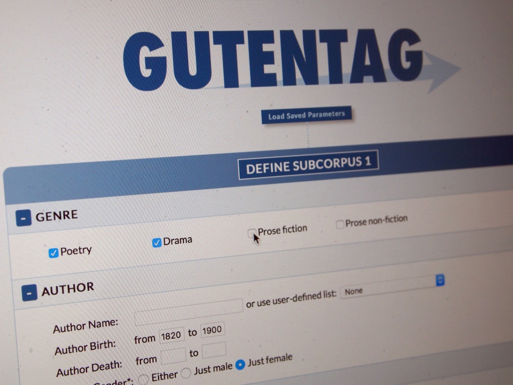 Introducing GutenTag