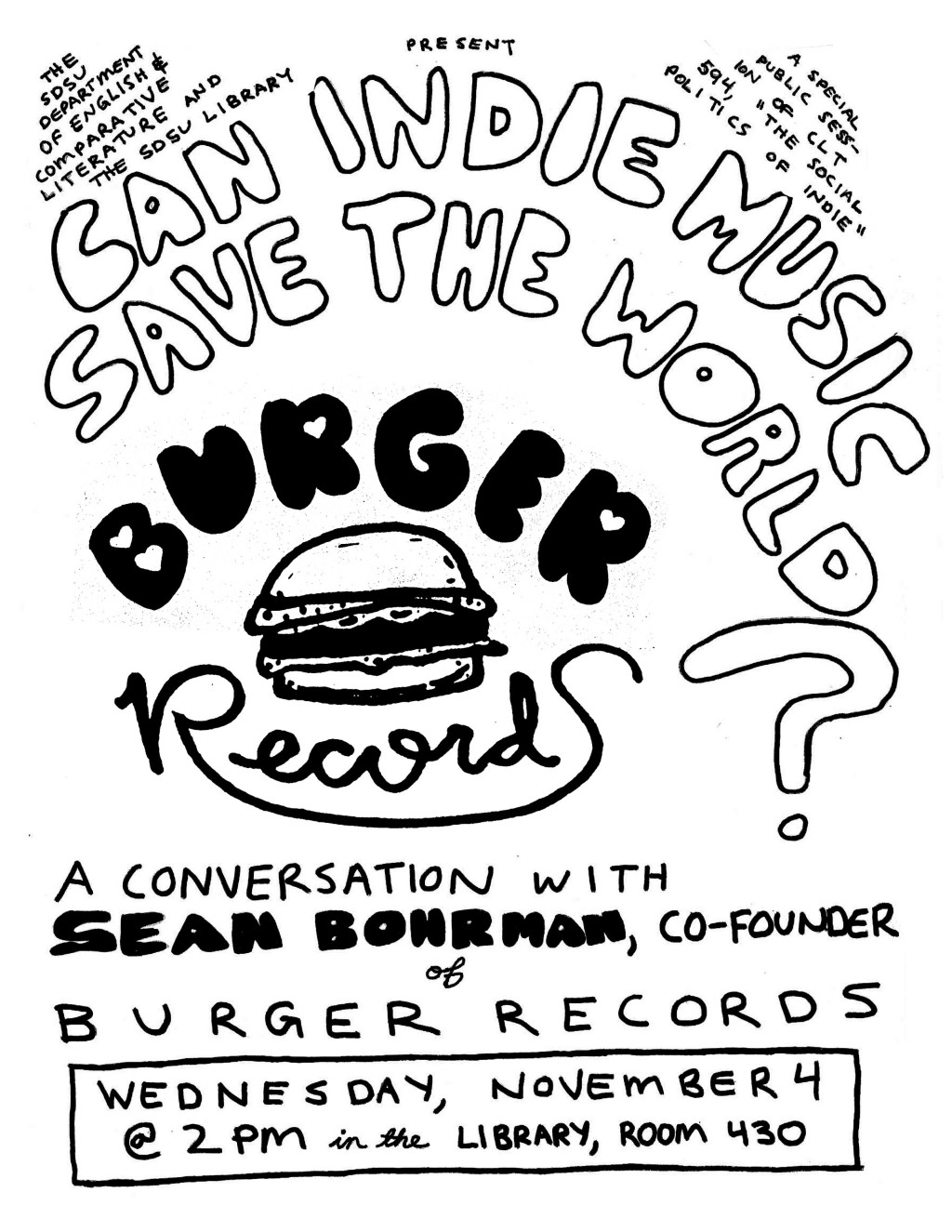 Can Indie Music Save the World? A Conversation with Sean Bohrman of Burger Records