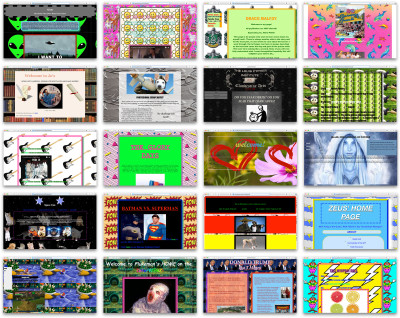 Ugly 90s Webpages