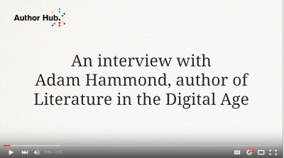 <em>Literature in the Digital Age</em> Video Trailer